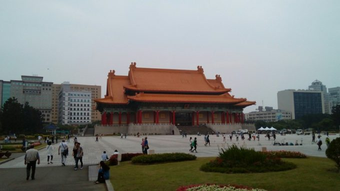 中山紀念堂コンサートホール