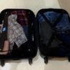 スーツケースを開け髭を剃りはじめた日本の紳士~旅ログ~