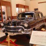 中正紀念堂にある蒋介石が乗っていた車や資料展示室