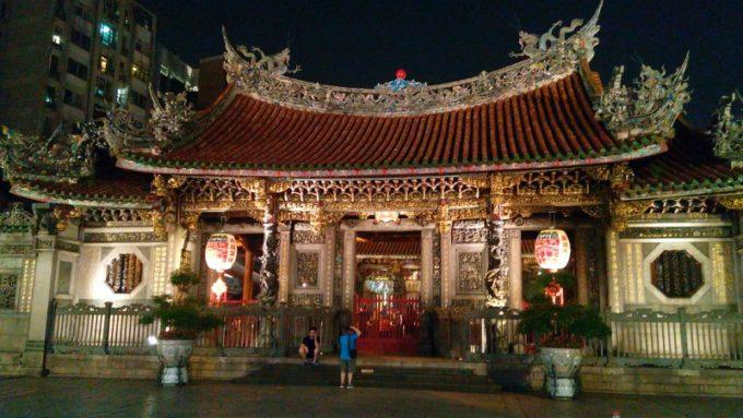 龍山寺中門