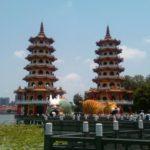 台湾高雄の観光といえばまず蓮池潭の龍虎塔(ロンフーター)!~旅ログ~